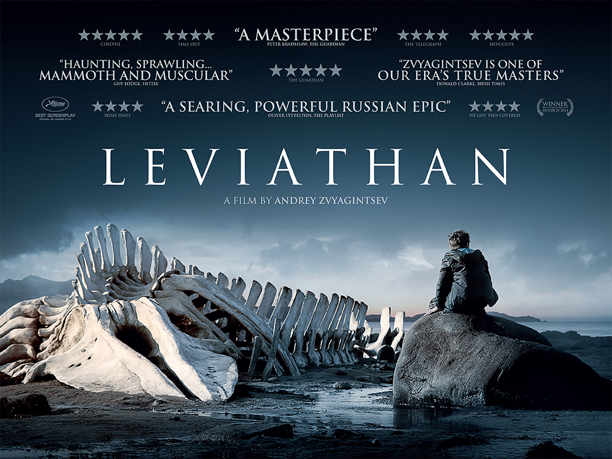 Nice Images Collection: Leviathan Desktop Wallpapers