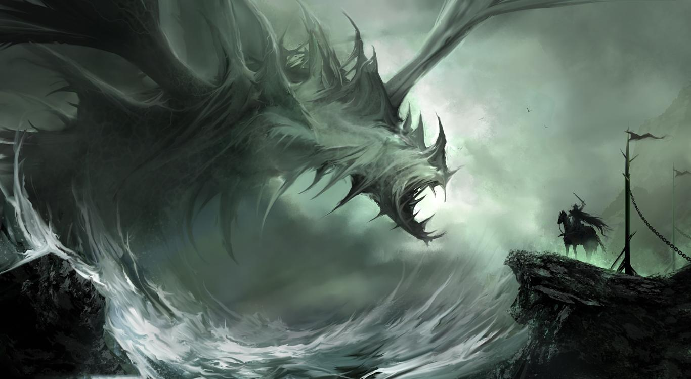 Leviathan Backgrounds on Wallpapers Vista