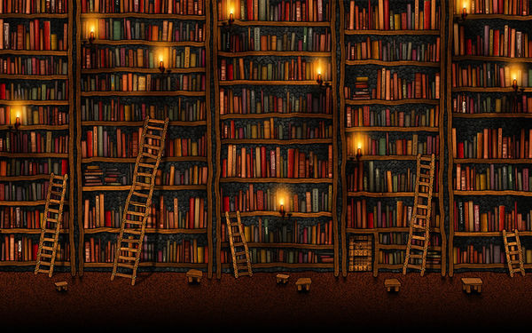 Amazing Library Pictures & Backgrounds
