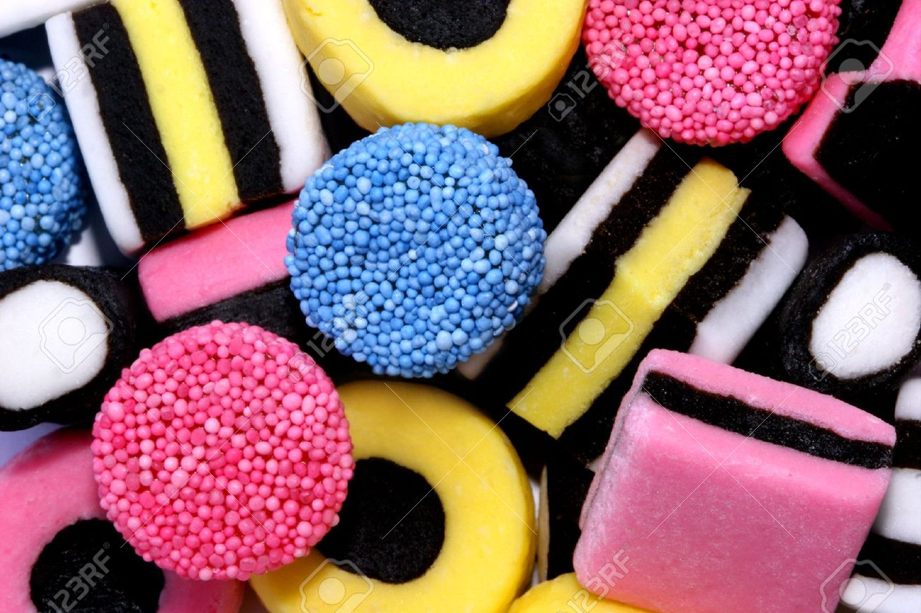 Licorice Alsorts Backgrounds, Compatible - PC, Mobile, Gadgets| 1300x866 px