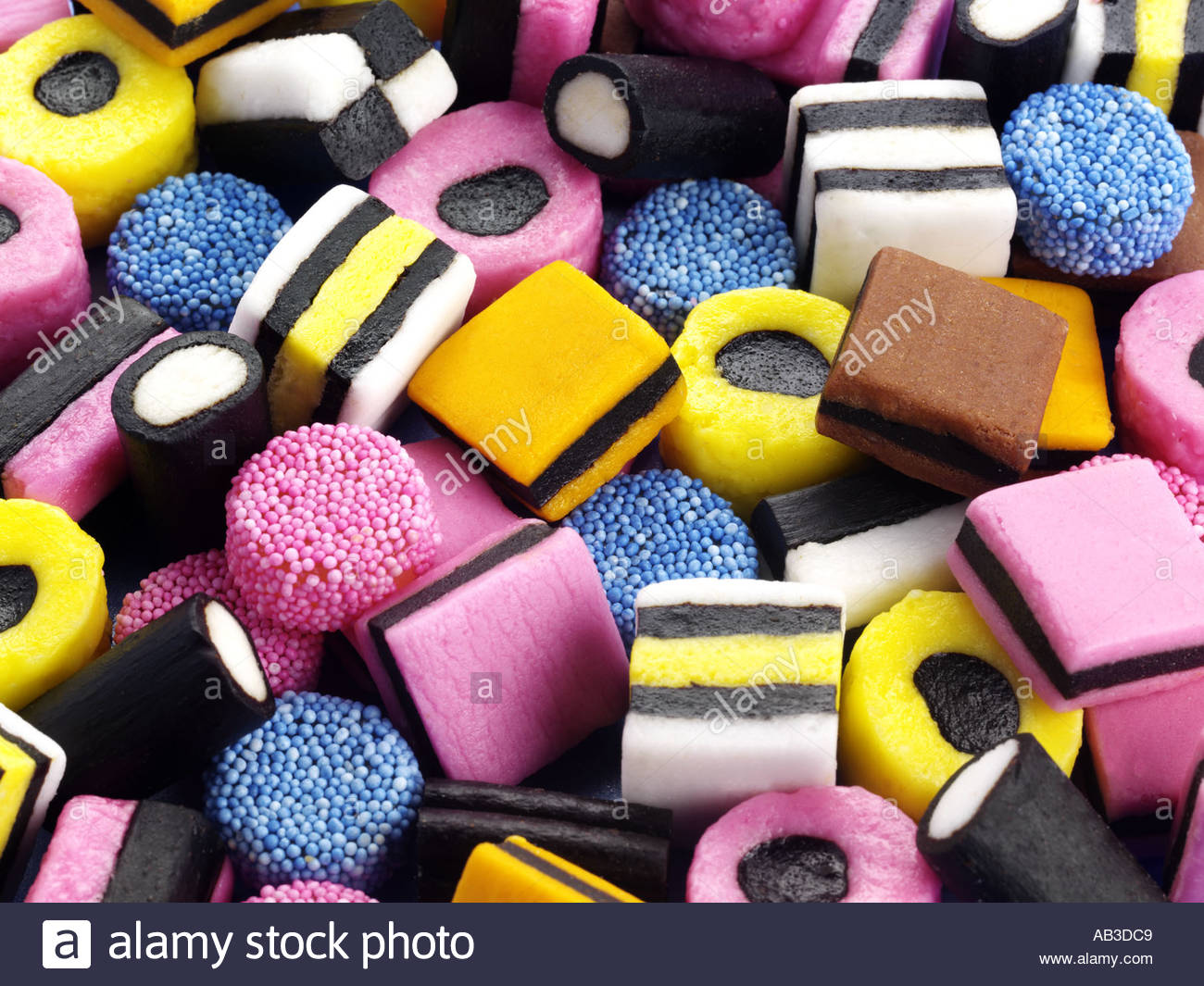 Licorice Alsorts #7