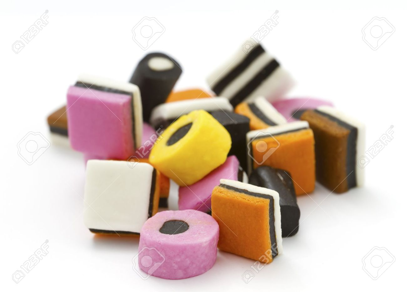 Licorice Alsorts #8