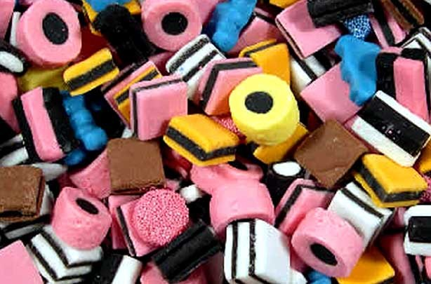 Licorice Alsorts High Quality Background on Wallpapers Vista