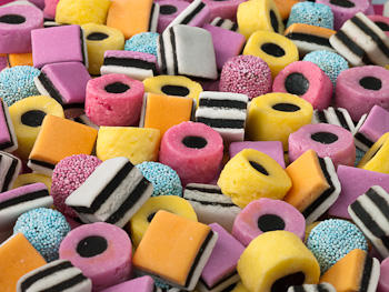 350x263 > Licorice Alsorts Wallpapers