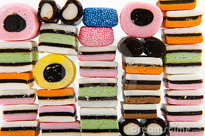 Licorice Alsorts #15