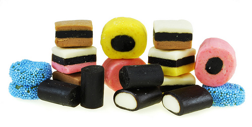 Licorice Alsorts #11