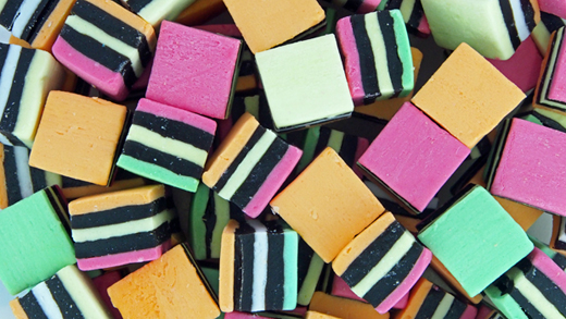 Licorice Alsorts #24