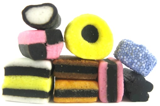 Amazing Licorice Alsorts Pictures & Backgrounds