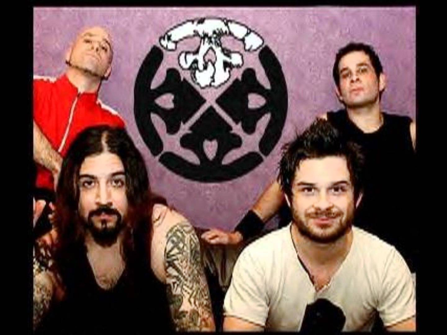 Nice wallpapers Life Of Agony 1440x1080px