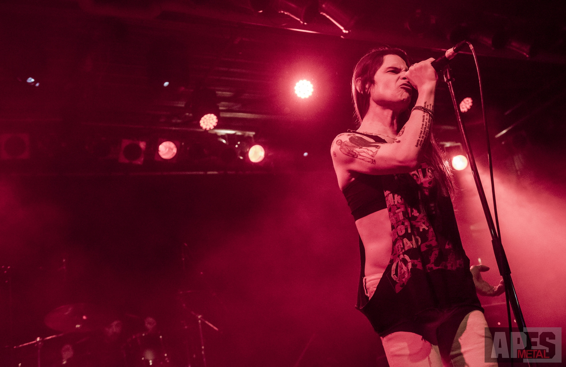 Nice Images Collection: Life Of Agony Desktop Wallpapers