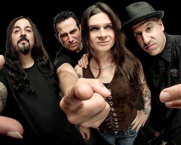 Nice wallpapers Life Of Agony 600x480px