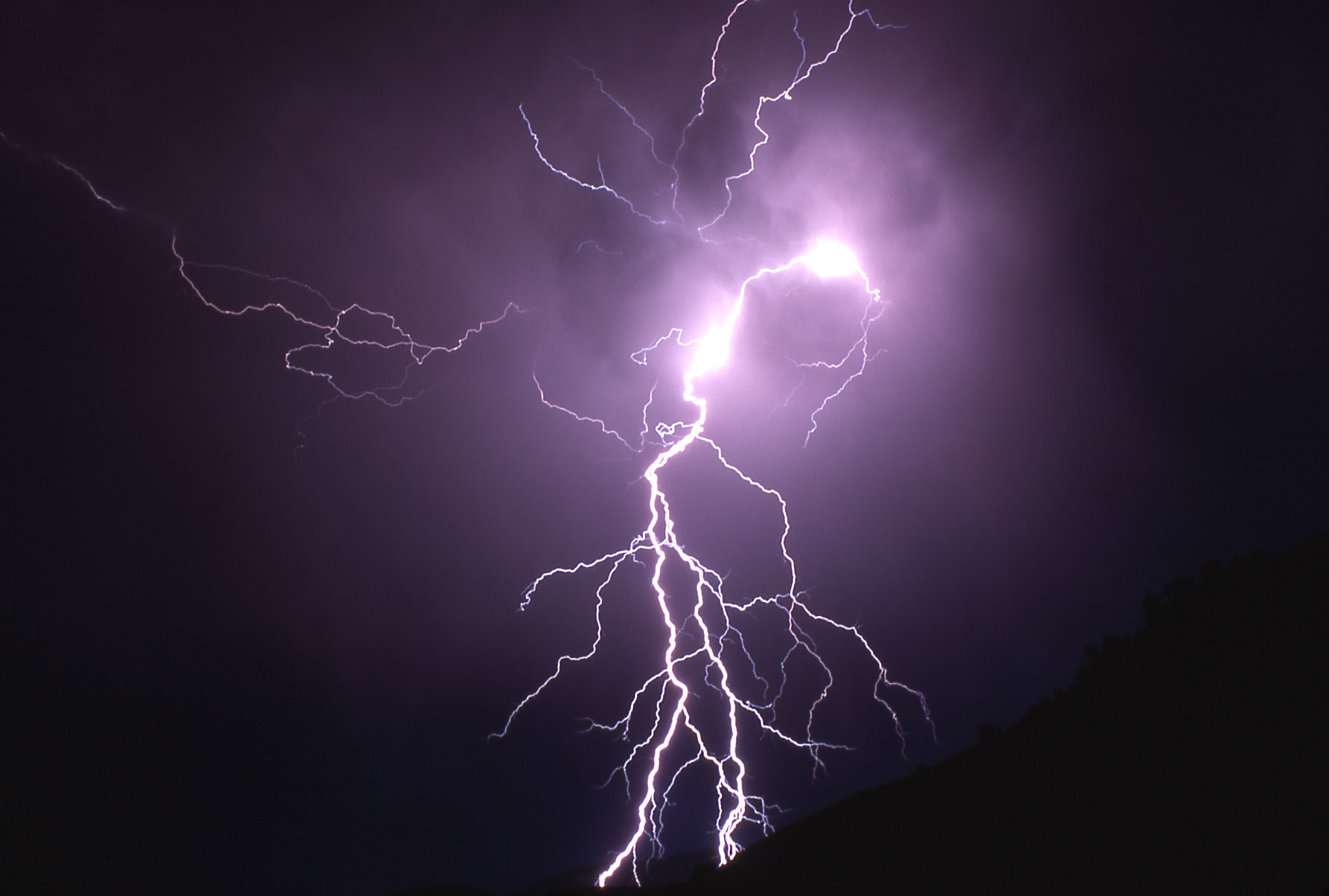 Amazing Lightening Pictures & Backgrounds