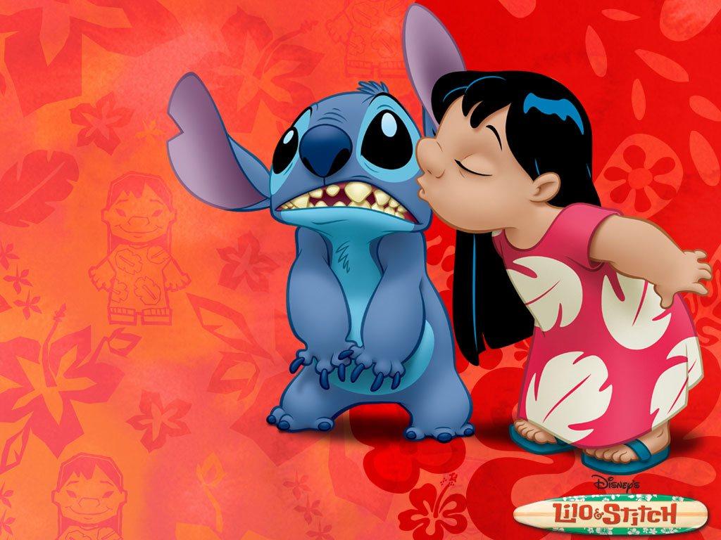 Lilo Stitch Wallpapers Movie Hq Lilo Stitch Pictures 4k