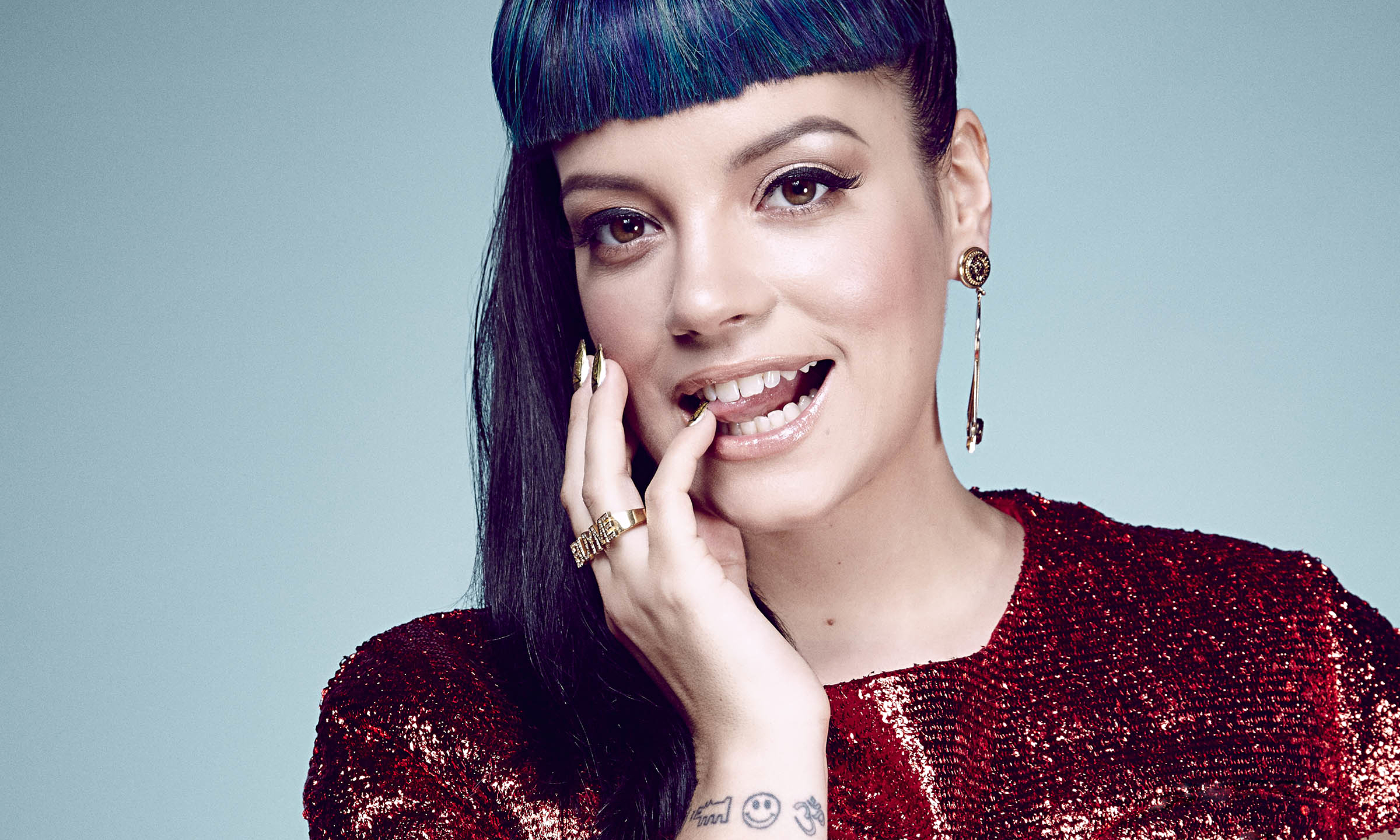 Lily Allen Backgrounds on Wallpapers Vista