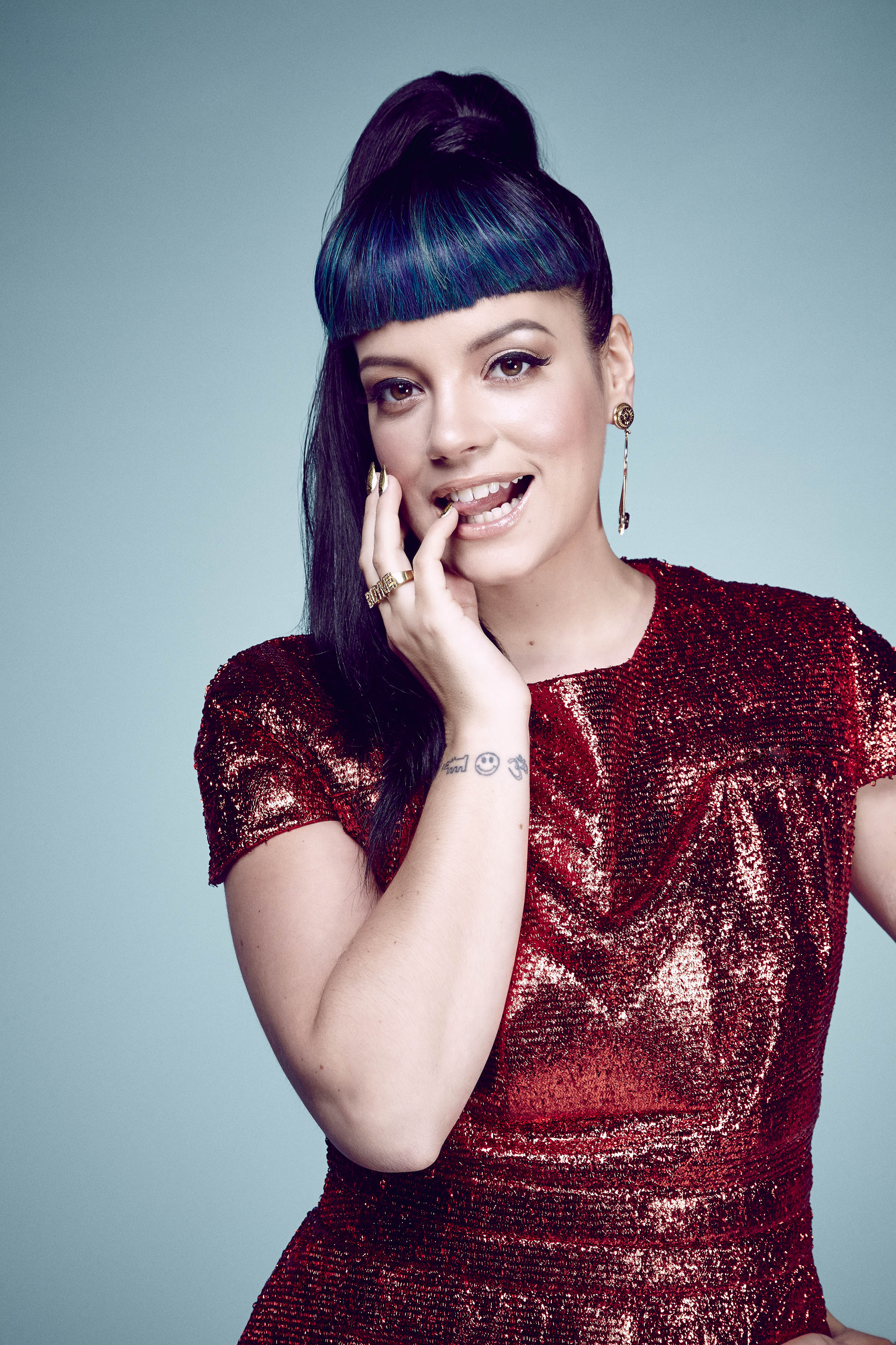 HQ Lily Allen Wallpapers | File 1500.59Kb