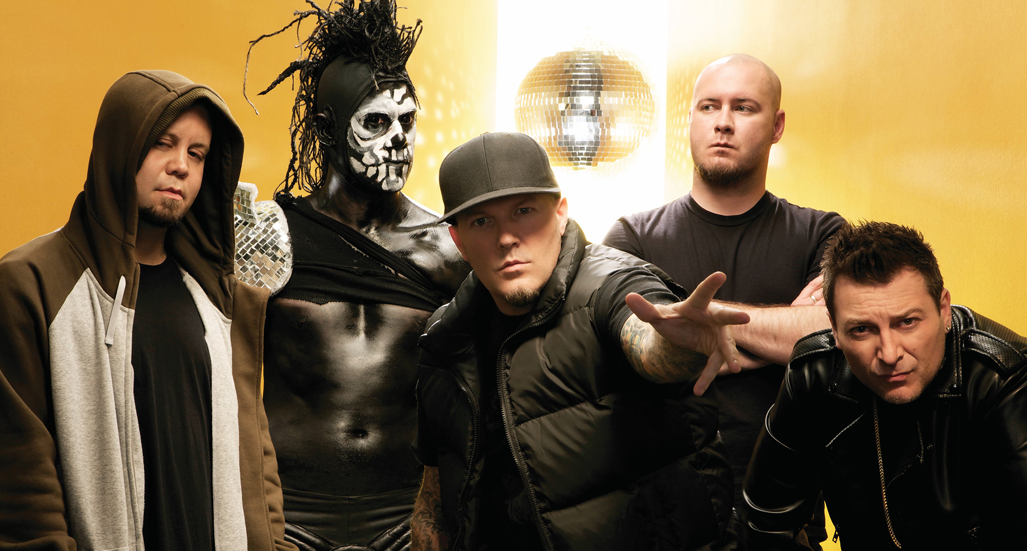 Nice Images Collection: Limp Bizkit Desktop Wallpapers
