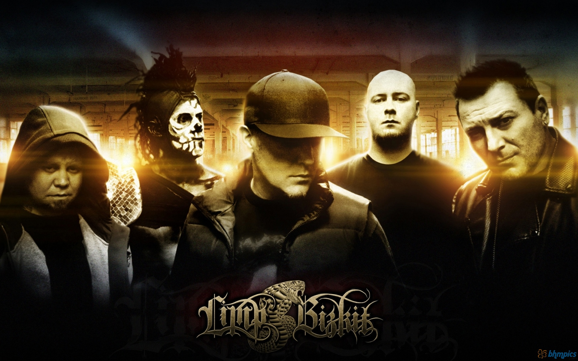 Limp Bizkit Backgrounds on Wallpapers Vista