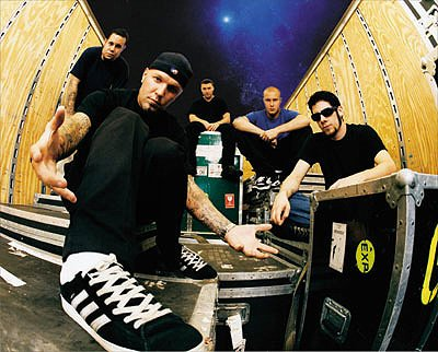 Nice wallpapers Limp Bizkit 400x322px
