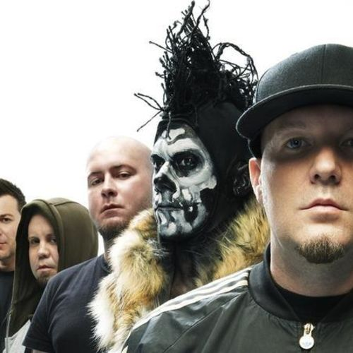 Nice wallpapers Limp Bizkit 500x500px