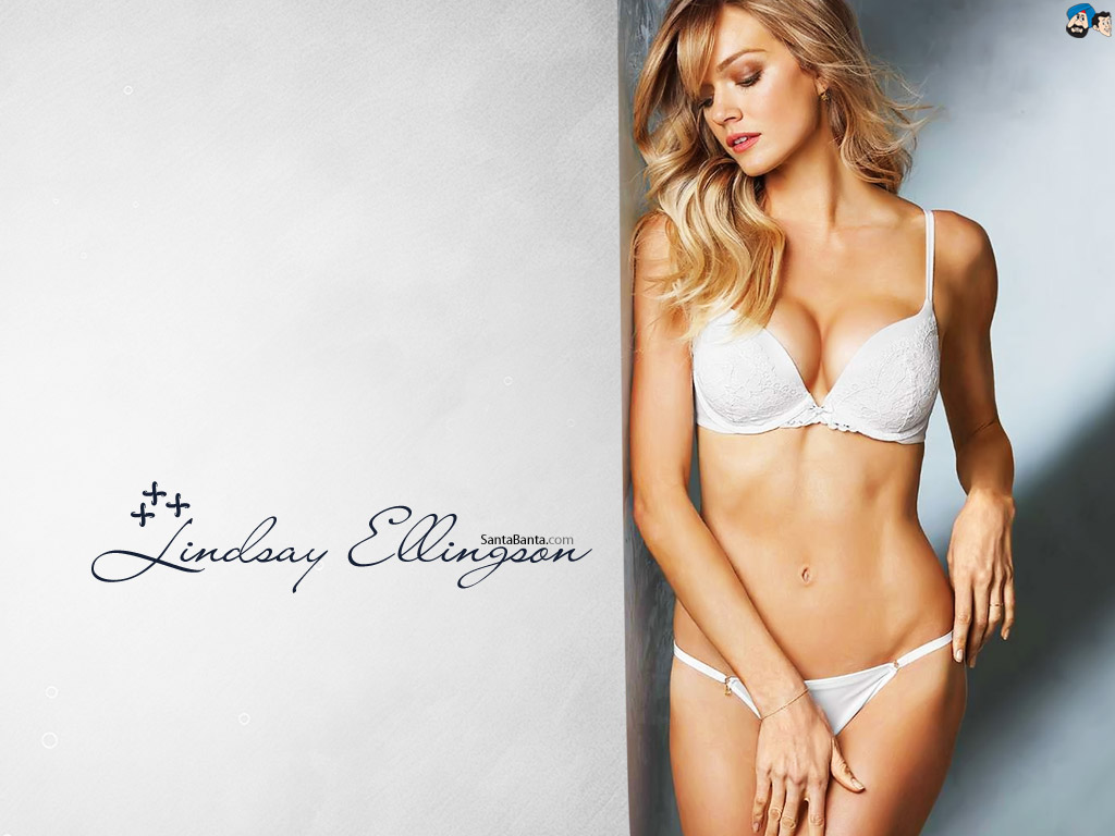 1024x768 > Lindsay Ellingson Wallpapers