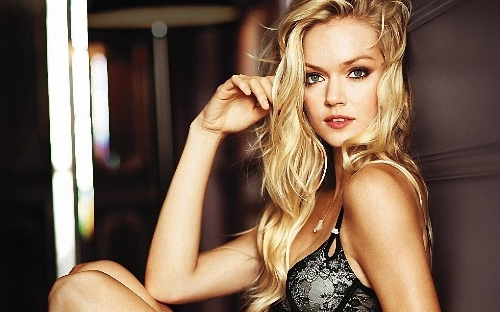 HD Quality Wallpaper | Collection: Women, 1920x1200 Lindsay Ellingson