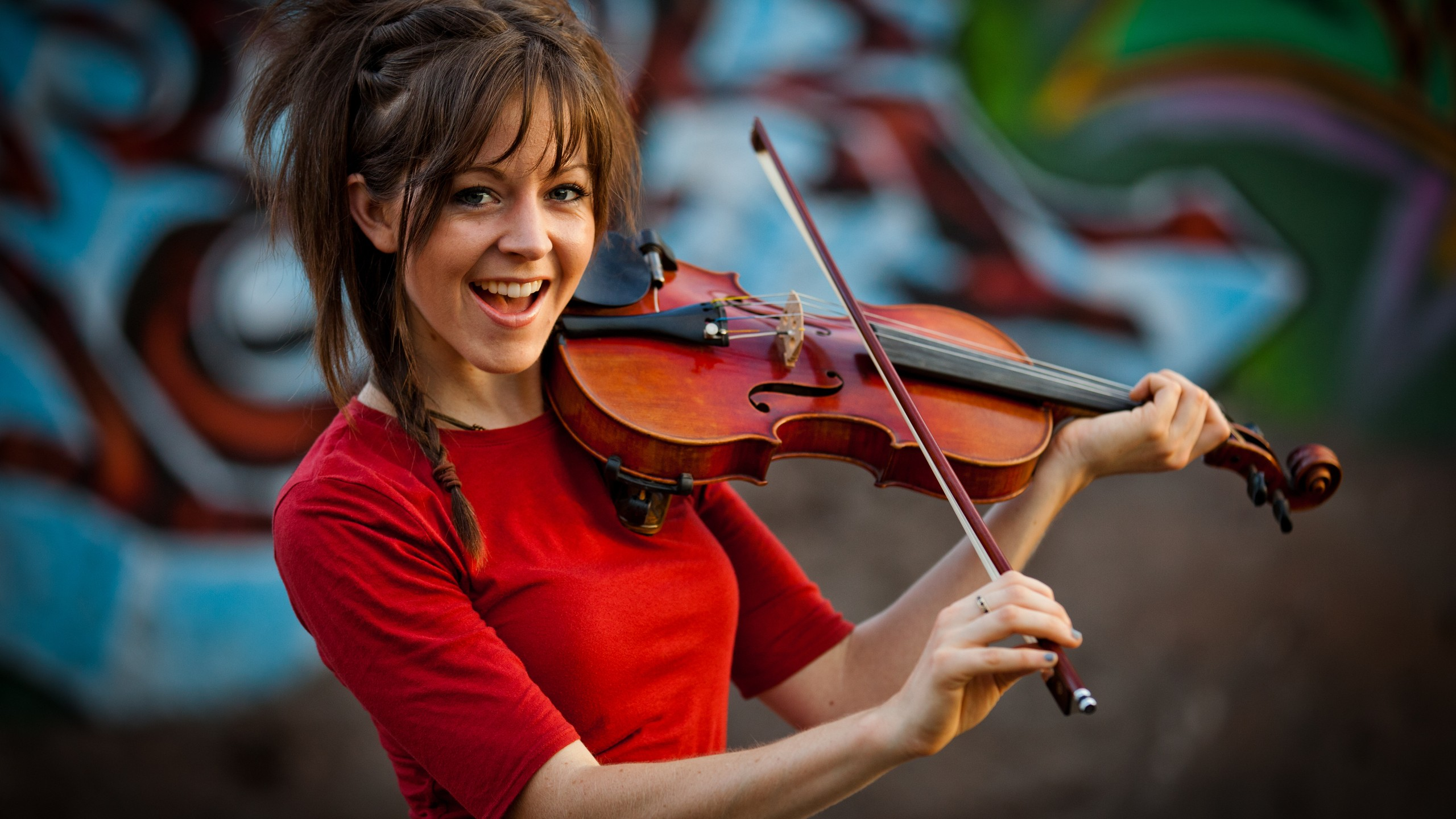 2560x1440 > Lindsey Stirling Wallpapers