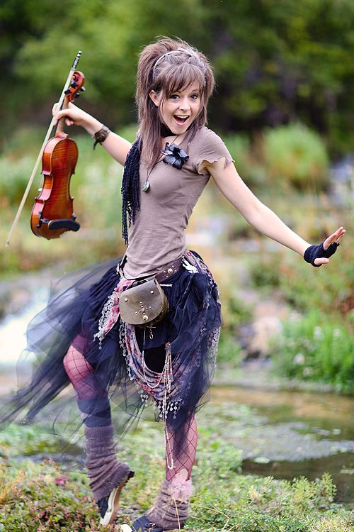 Lindsey Stirling High Quality Background on Wallpapers Vista