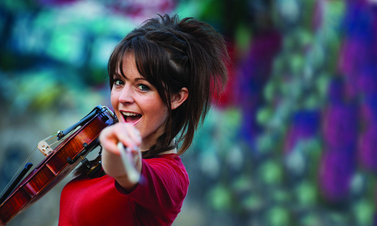 Nice Images Collection: Lindsey Stirling Desktop Wallpapers