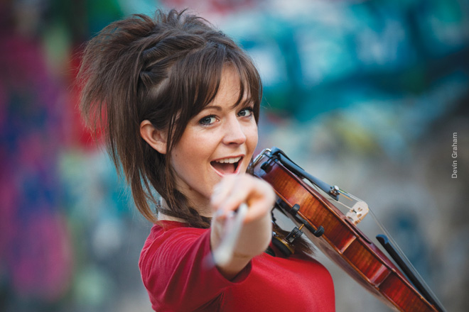 HQ Lindsey Stirling Wallpapers | File 88.7Kb