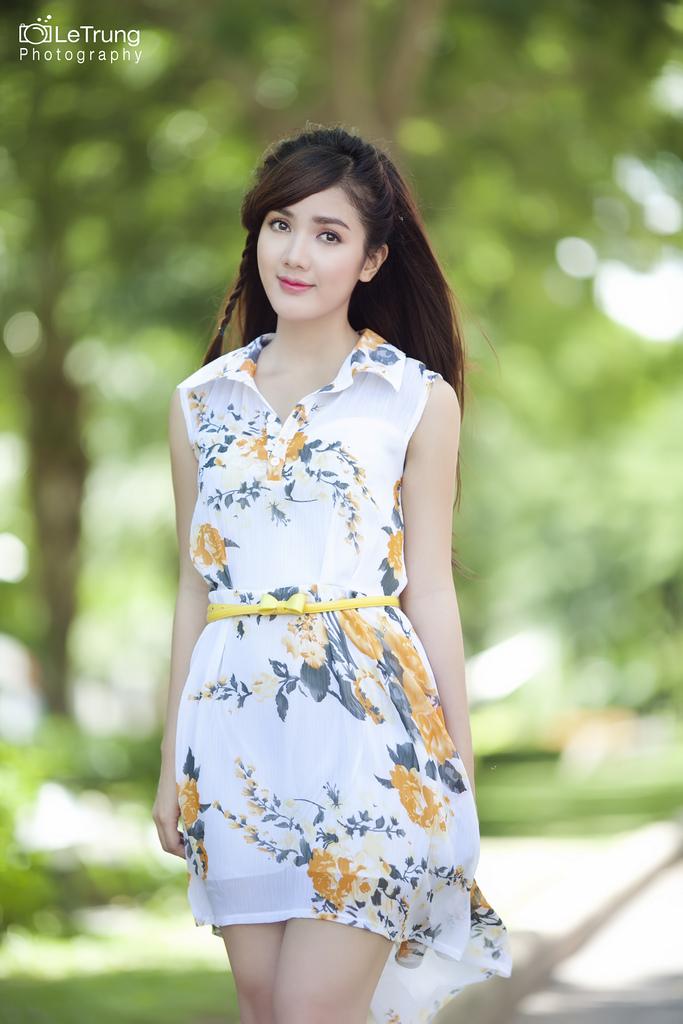 Images of Linh Napie | 683x1024