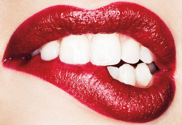 Nice wallpapers Lips 600x410px