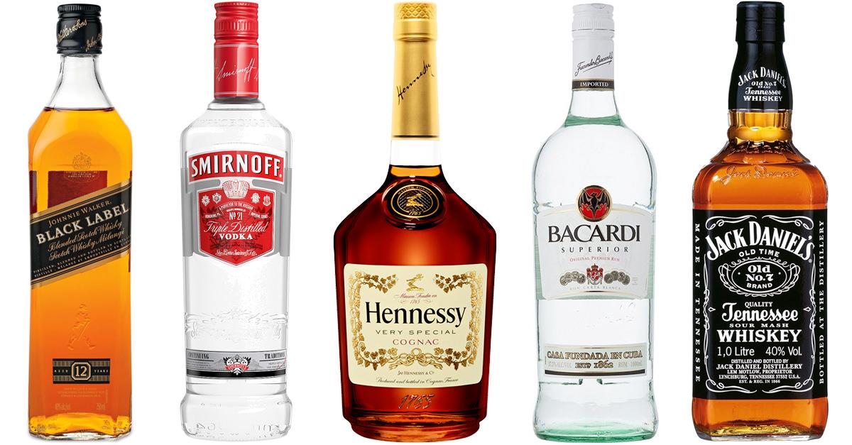 Liquor Pics, Food Collection