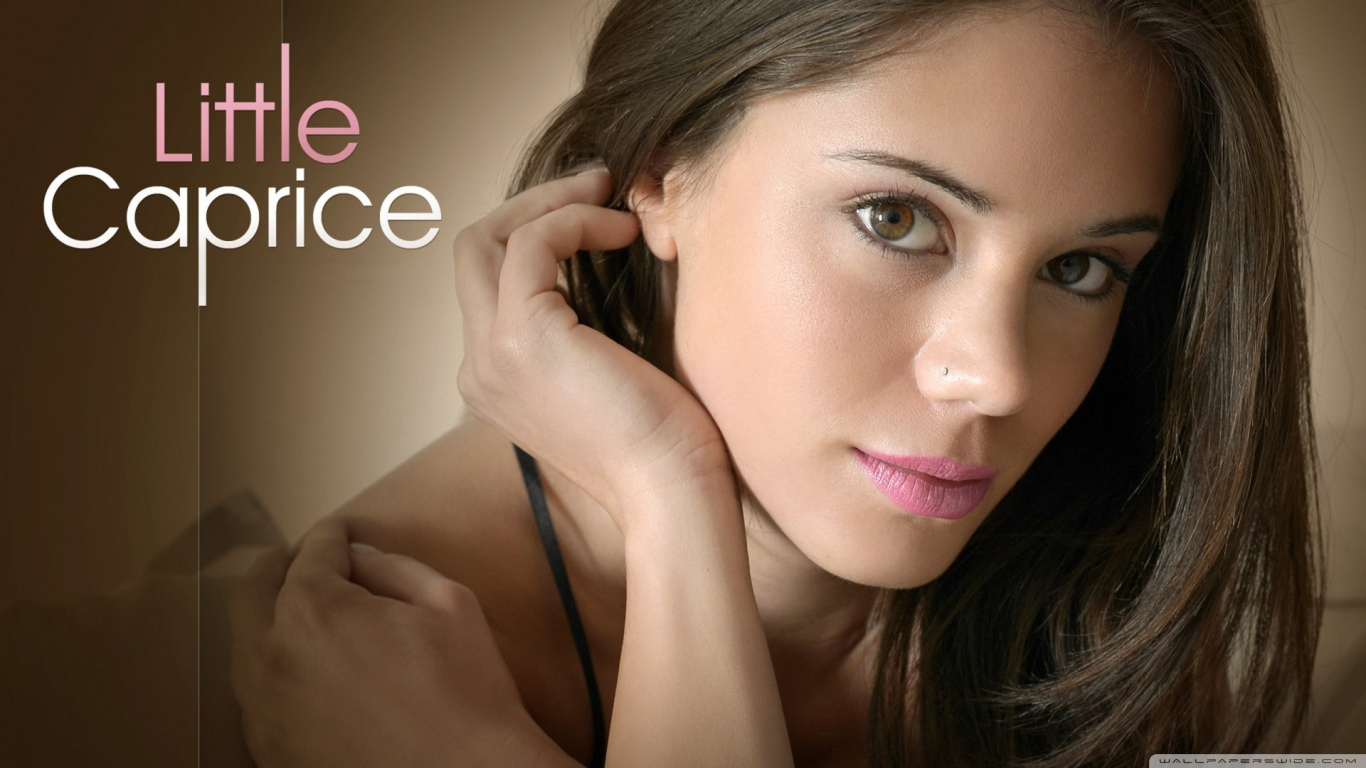 HD Quality Wallpaper | Collection: Women, 1366x768 Little Caprice