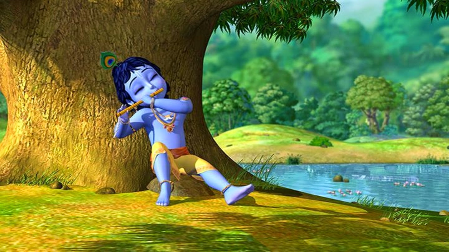 little krishna 4
