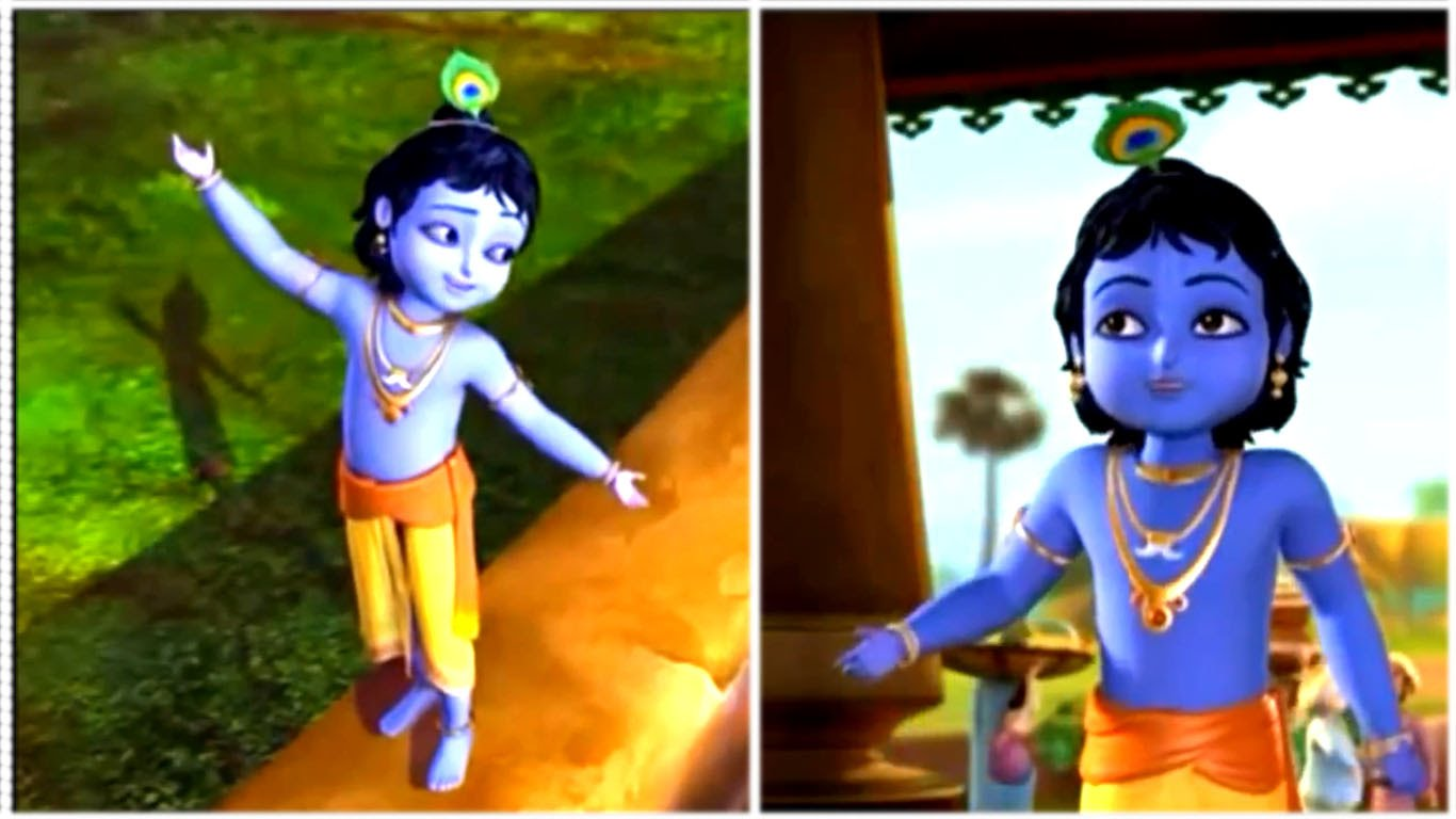 little krishna 6