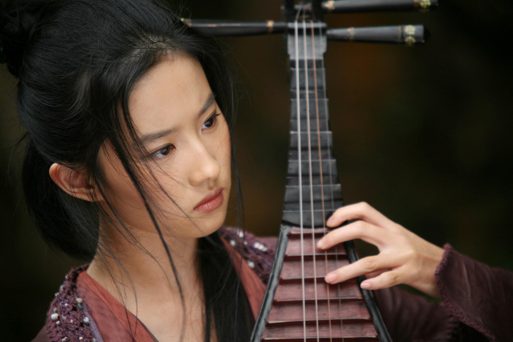 Amazing Liu Yifei Pictures & Backgrounds