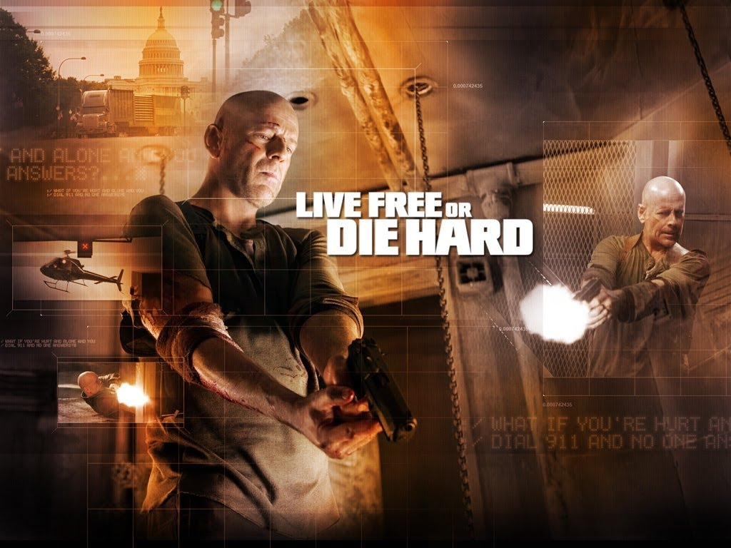 Live Free Or Die Hard Wallpapers Movie Hq Live Free Or Die Hard Pictures 4k Wallpapers 2019