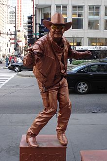 Images of Living Statue | 220x330