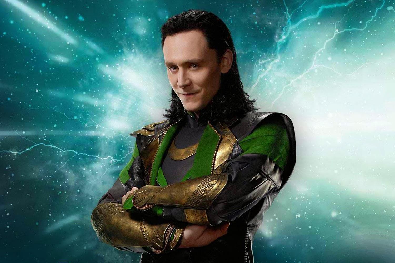 Nice Images Collection: Loki Desktop Wallpapers
