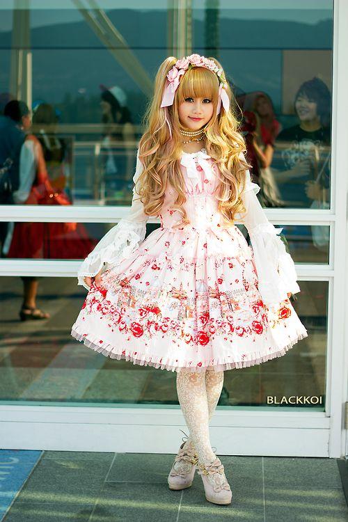 Category:Lolita Styles | Lolita Fashion Wiki | Fandom