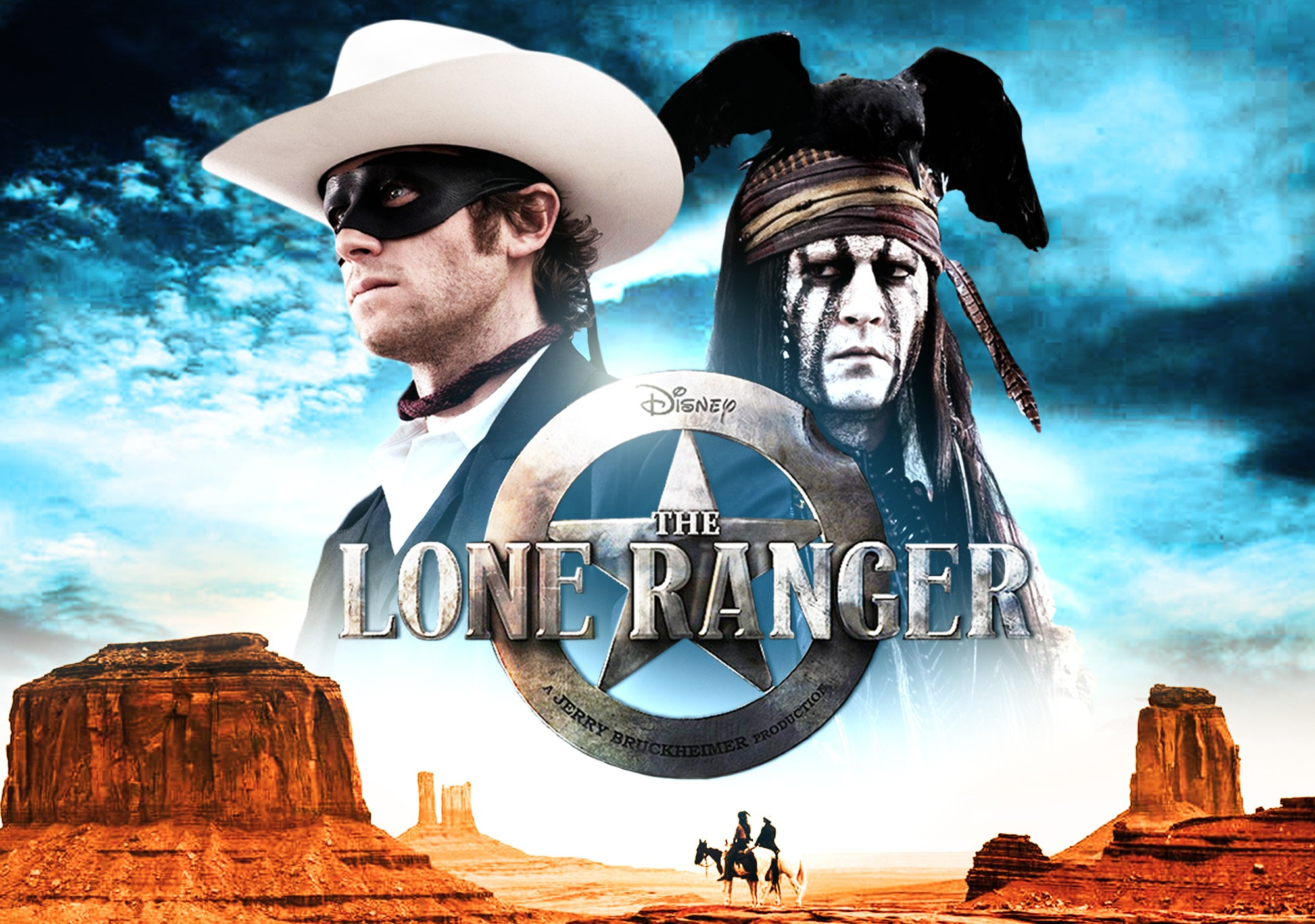 Images of The Lone Ranger | 2000x1405