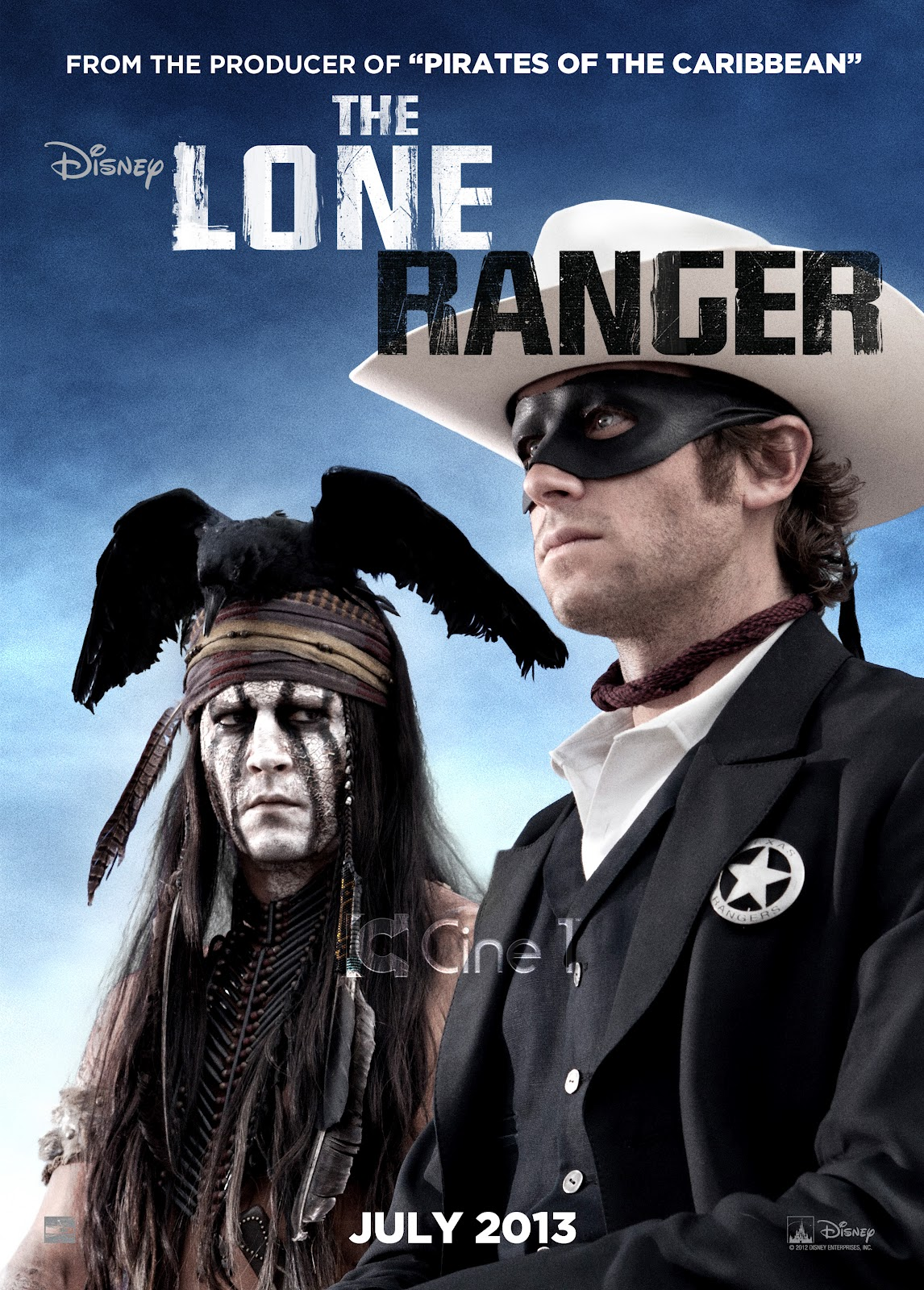 The Lone Ranger Backgrounds, Compatible - PC, Mobile, Gadgets| 1146x1600 px
