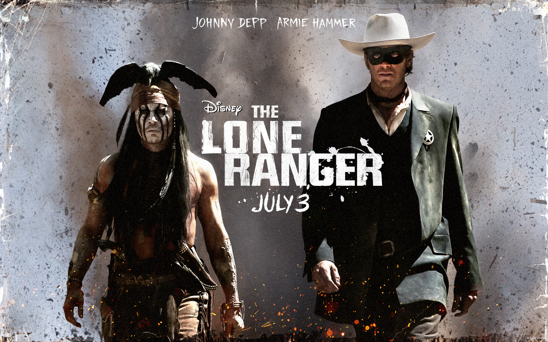 1920x1200 > The Lone Ranger Wallpapers