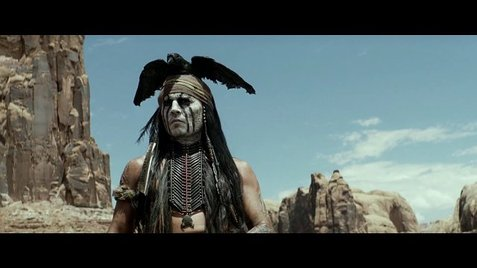 Nice Images Collection: The Lone Ranger Desktop Wallpapers