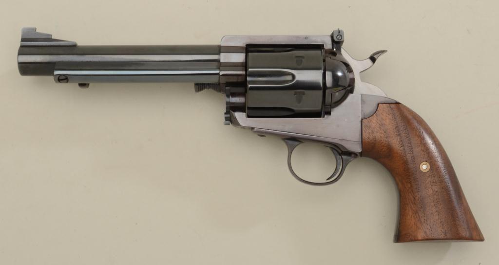 Nice Images Collection: Longhorn Revolver Desktop Wallpapers