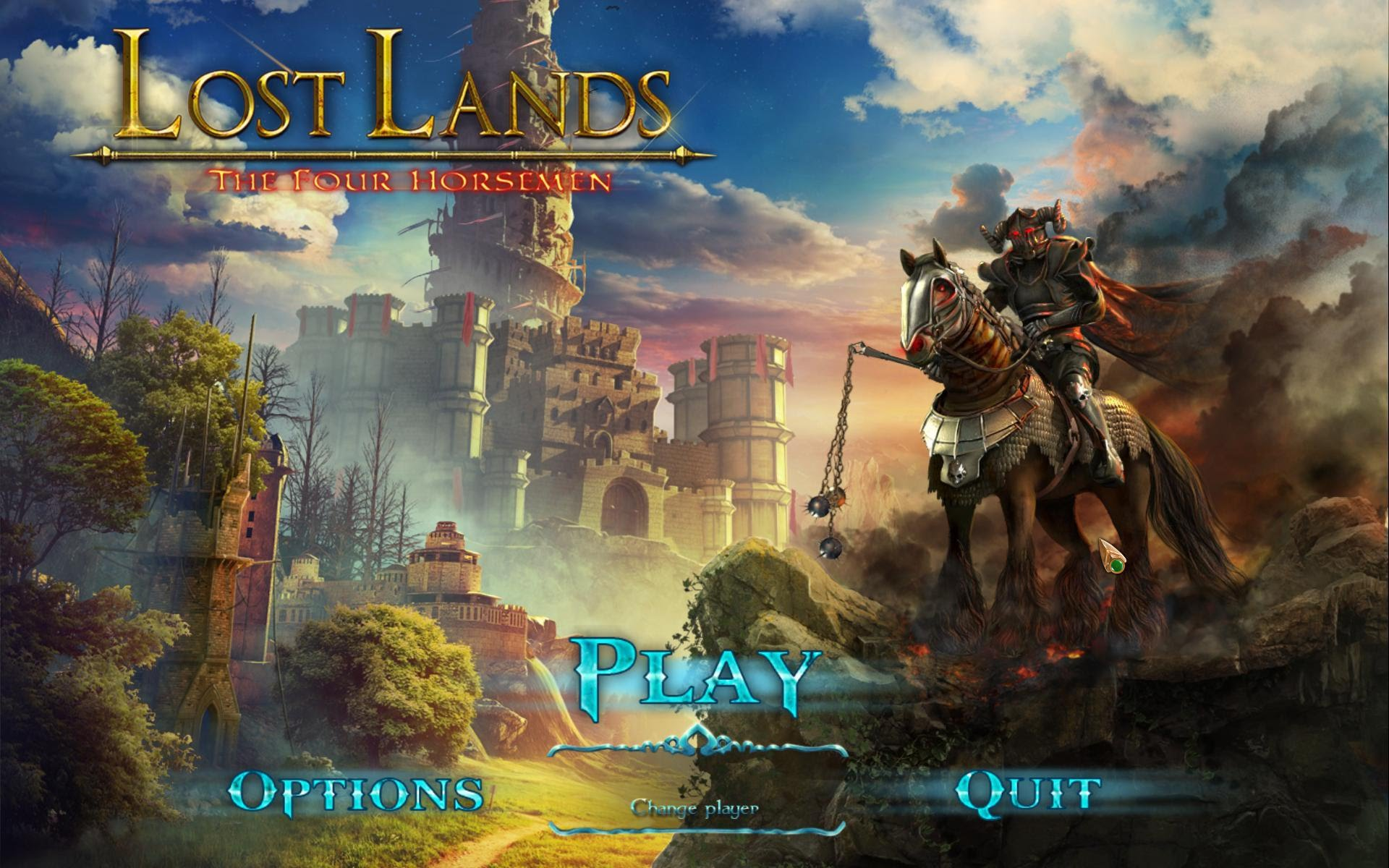 High Resolution Wallpaper | Lost Lands 1920x1200 px