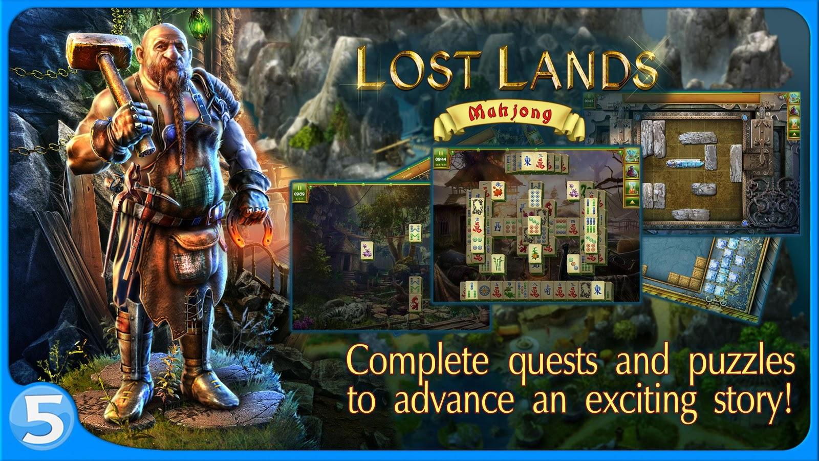 High Resolution Wallpaper | Lost Lands 1600x900 px