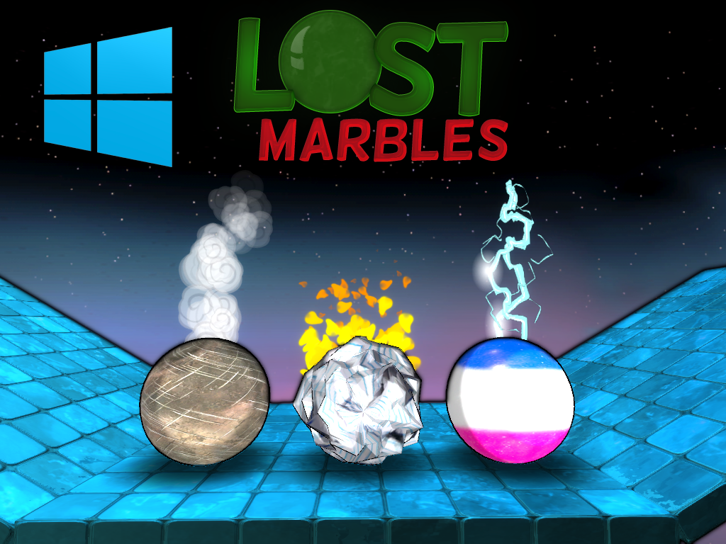 1024x768 > Lost Marbles Wallpapers