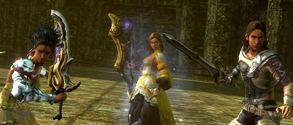 Lost Odyssey Backgrounds, Compatible - PC, Mobile, Gadgets| 980x420 px