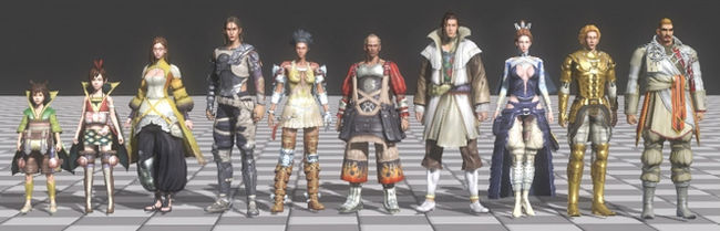 Nice Images Collection: Lost Odyssey Desktop Wallpapers